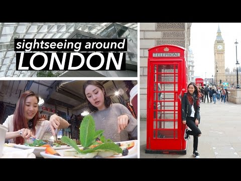 London Vlog #1 | Big Ben, Buckingham Palace, & MORE!