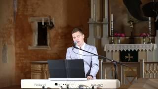 Ott Lepland - Laululinnuhaldjas (Väike-Maarja kirikus)