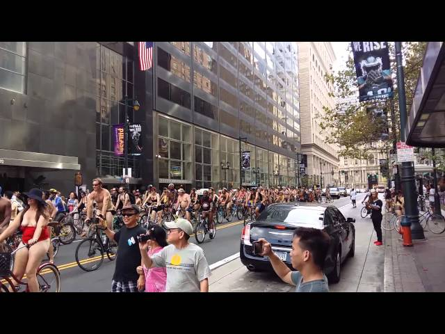 Full link Philly Naked Bike Ride (  Market Street