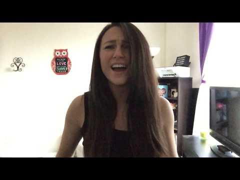 Stronger Than I've Ever Been - Kaleena Zanders (amateur cover)