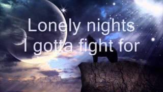 Scorpions - Lonely Nights wih lyrics