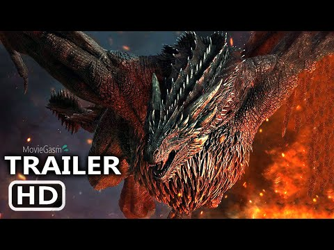 House Of The Dragon Trailer (2022) Game Of Thrones Prequel