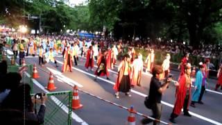 遊助作詞・楽曲 「ヨッシャ来い!」 YOSAKOIソーラン祭り 公式応援ソン...