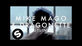 Смотреть клип Mike Mago & Dragonette - Outlines