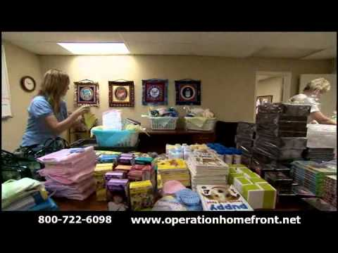 Operation Homefront: Dedicated To Helping Military Families In Need