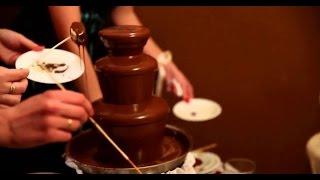 Шоколадный фонтан видео(, 2015-01-27T09:35:57.000Z)