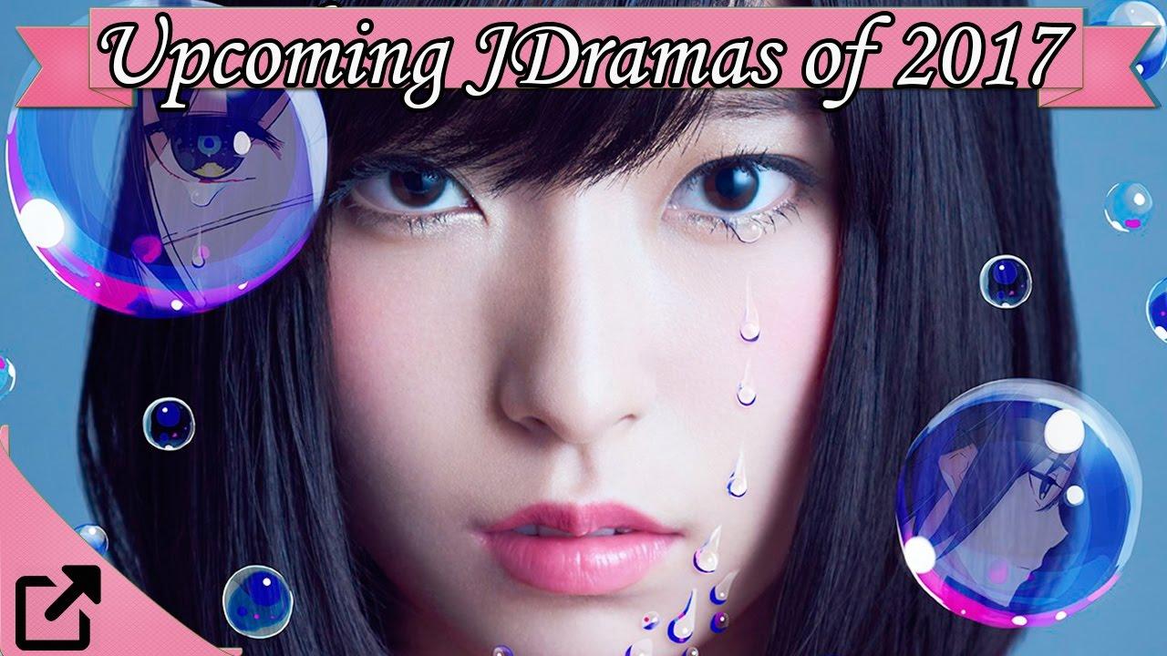 Upcoming Japanese Dramas of 2017 (#01)