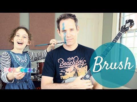 Banjo Blitz Episode 34: The Brush Stroke for Clawhammer Banjo