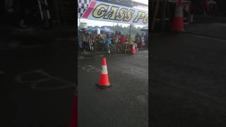 Drag Bike Cicangkal Irfan Chabix