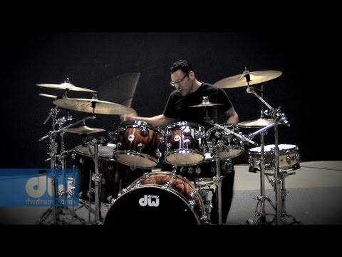 Gil Sharone Plays DW Drums