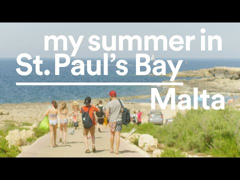 My Summer In St. Paul's Bay, Malta – EF Language Travel