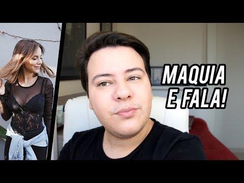 Maquia e fala - Criatividade no Youtube, pessoas tóxicas, amizade com Luisa Accorsi