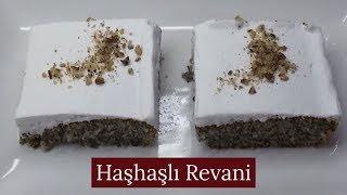 Haşhaşlı Revani Tarifi - Naciye Kesici - Yemek Tarifleri