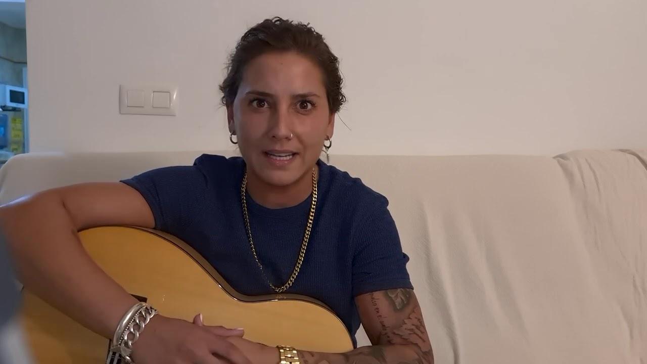 Empezamos con las 3 primeras preguntas sobre la vida Marisol Bizcocho
