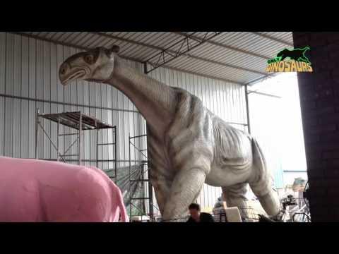 Animatronic Paraceratherium