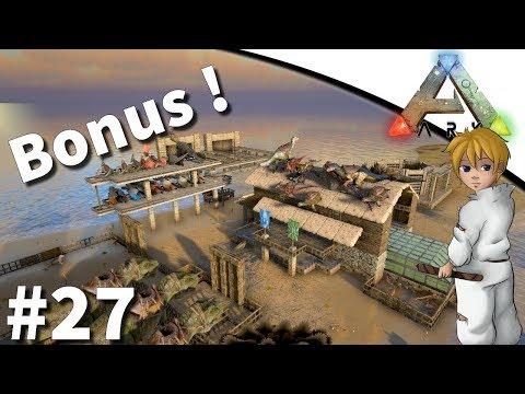 [Bonus] ARK : The Island - #27 Prankons Beronnar ! ;)