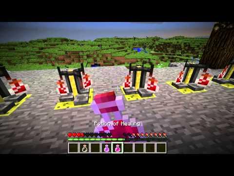 Minecraft Concoctions: Health Potion
