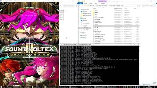 SOUND VOLTEX III GRAVITY WARS (e-Amusement Cloud): Beta Test