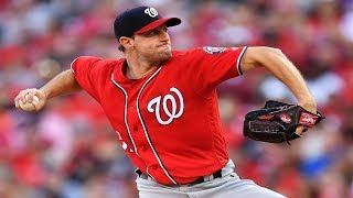 Max Scherzer Ultimate 2018 Highlights