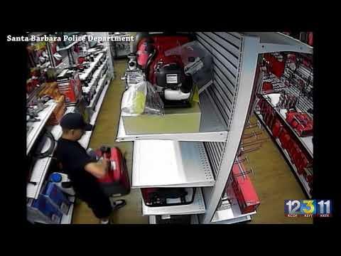 Milpas Street theft suspects - Santa Barbara