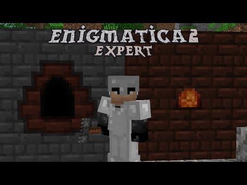 Enigmatica 2 Expert - BLAST FURNACE [E05] (Modded Minecraft)
