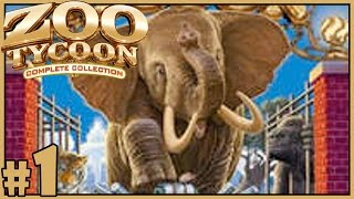 Zoo Tycoon Complete Collection - Episode  1 - Pride
