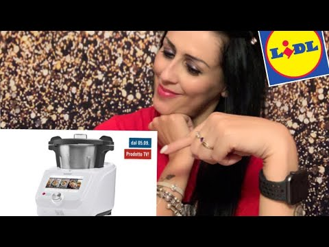 #robot #monsieur #cuisine #connect #silvercrest #lidl vi parlo di un aiuto incredibile in cucina
