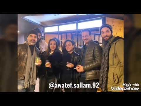 فريق عمل عروس بيروت بعض صور لهم