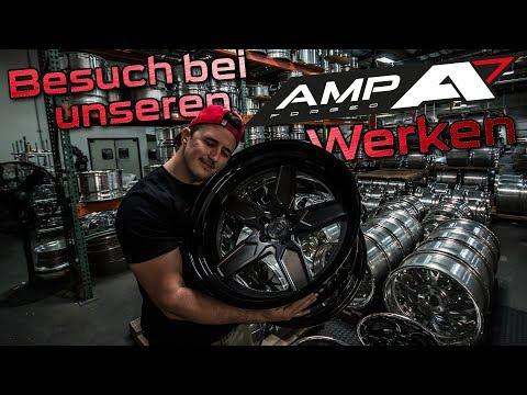 AMP Forged |  Wo produzieren wir unsere Schmiederäder ? | SimonMotorSport | #352