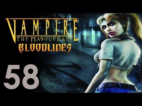 Juguemos Vampire Bloodlines - Parte 58 - Ciao, Ming Xiao