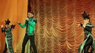 Зоригто и Нонна Тогочиевы город Кяхта концерт в ГДО  12.11.2016 год11