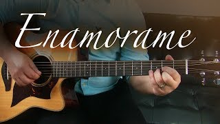 Enamorame - Guitarra Tutorial