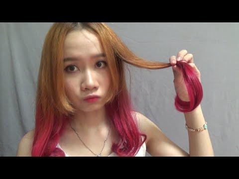 3 Cách Uốn Cúp Đuôi Tóc Hàn Quốc Không Dùng Nhiệt | Yêu Làm Đẹp