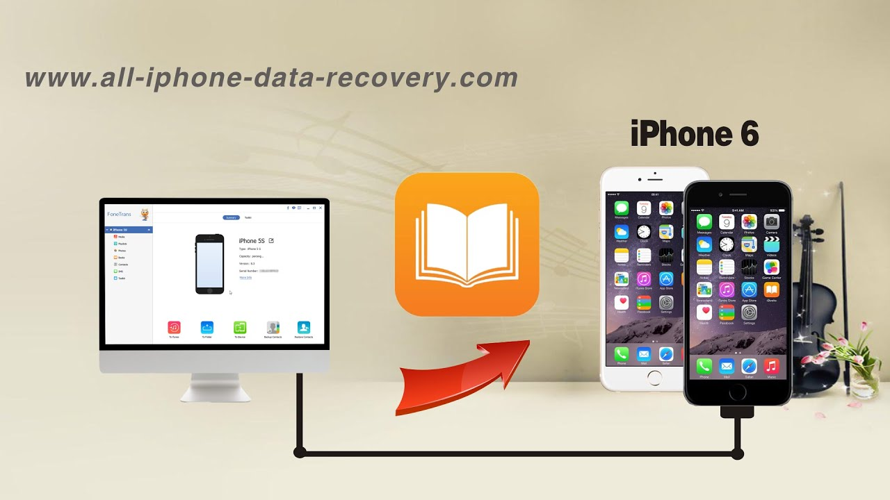 Guide on How to Transfer PDF to iPhone