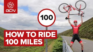 How To Ride 100 Miles: Mąde Easy | Conor Shares His Tips & Favourite Training Loop