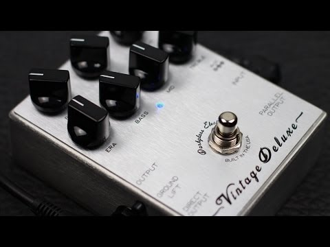 Darkglass Electronics Vintage Deluxe - BASS Demo