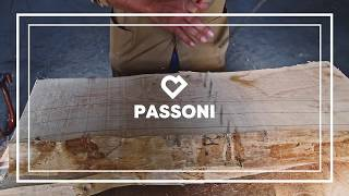 Hand of the craftsman [ Sawmill ] - Passoni Design
