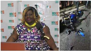 Côte d'Ivoire : Qui est la journaliste victime dans l'accident d'Arafat DJ ?
