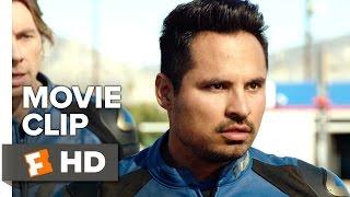 CHIPS Movie CLIP - Yoga Pants (2017) - Michael Peña Movie