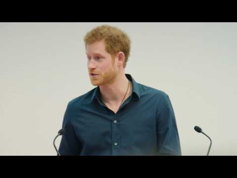 Prince Harry's Speech in Newcastle with Heads Together