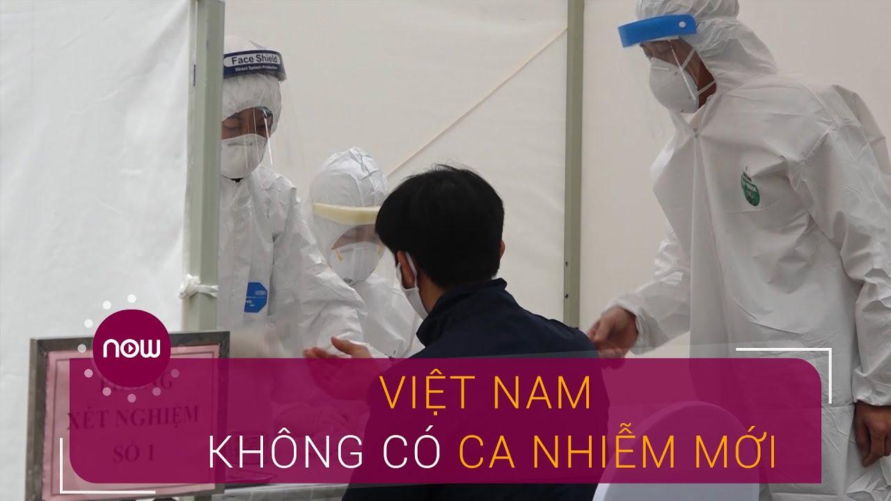 Tin dịch bệnh do virus Corona chiều 8/4: Việt Nam không có ca nhiễm mới | VTC Now