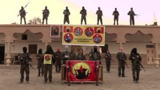 IFB Commemorates Şehîd Destan in Raqqa