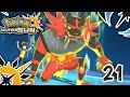 🔥INCINIUM-Z KI Taquat !🔥 | Pokemon Ultra Sun Gameplay EP21 In Hindi