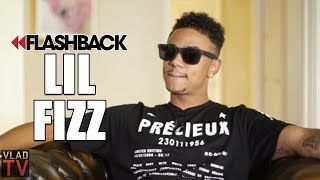 Lil Fizz on How B2K Formed, Why the Group Broke Up (Flashback)