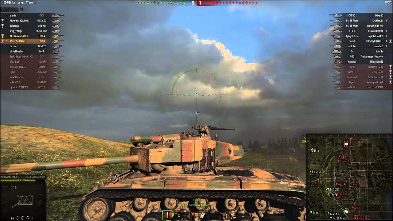 World of tanks hack pc