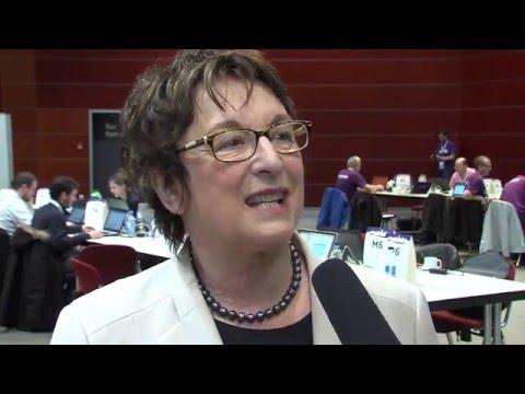 IHE CAT 2016 – Interview Brigitte Zypries, parlamentarische Staatssekretärin Wirtschaft & Energie