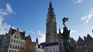 видео Шоппинг в Антверпене