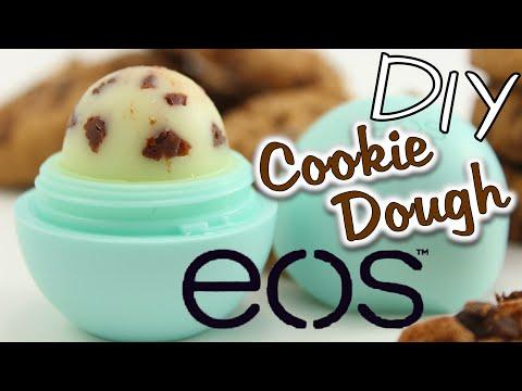 EOS selber machen DEUTSCH I DIY EOS Cookie Dough Lip Balm I Geschenkidee