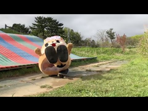 ちぃたん☆欲張り動画セット パート1 Japanese Mascot Fails, Fights & Funny Moments Video