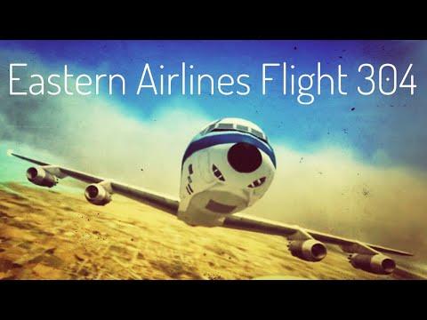 "FSX - ""Shear Terror"" (Eastern Air Lines Flight 304)"